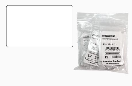 L-4 RFID Diamond Labels