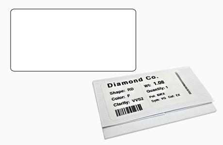 L-7 RFID Diamond Labels
